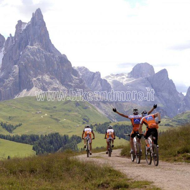 Bike transalp 2021 Molveno